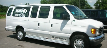 12 Passenger Executive Van