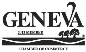 Geneva Chamber of Commerce Member Logo 2012