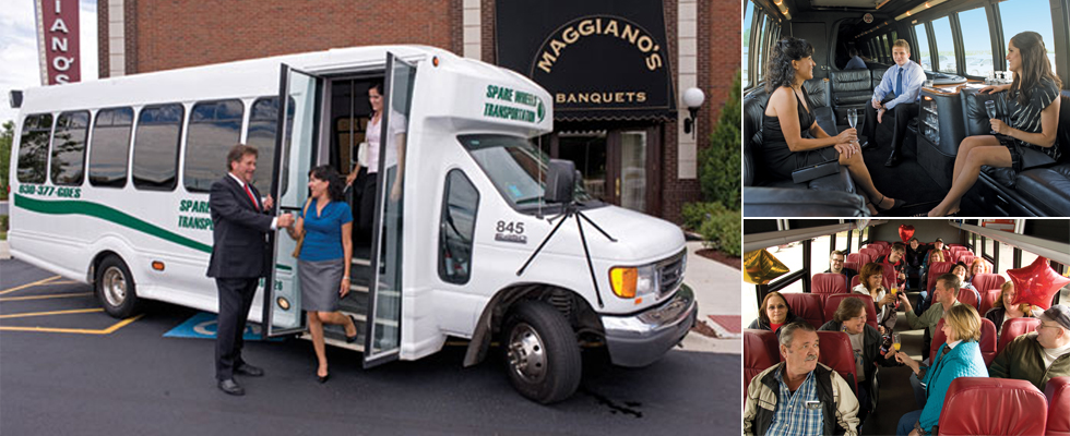 Five Things To Consider For Seamless Naperville Wedding Transportation