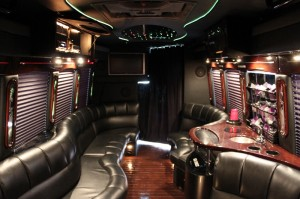 party bus rental Naperville