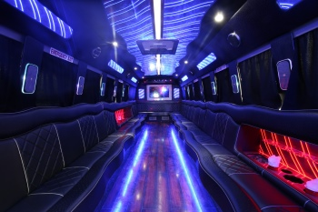 party bus St Charles