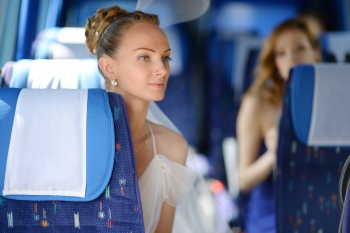 renting a bus for weddings